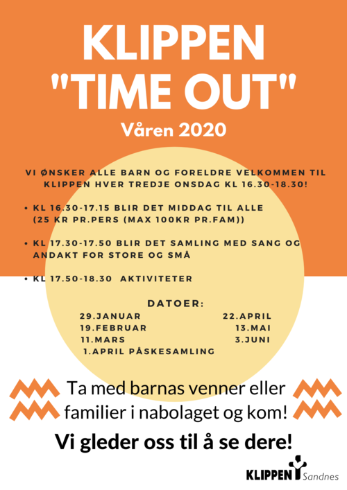 Klippen Time Out